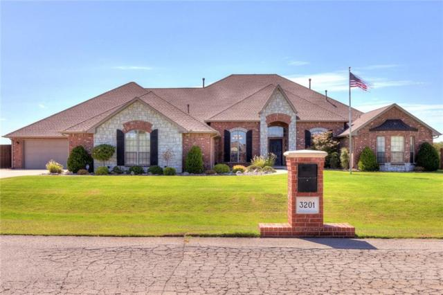 3201 Wimberley Creek Dr., Yukon, OK 73099 (MLS #787374) :: Homestead & Co