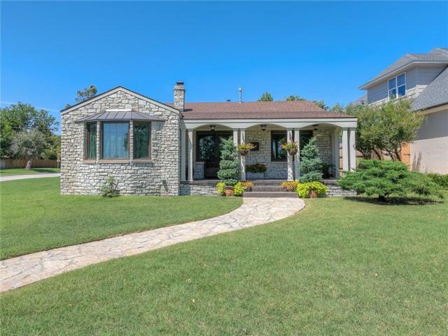 1819 Huntington Avenue, Nichols Hills, OK 73116 (MLS #787396) :: Homestead & Co