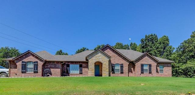 20301 Bowxing, Newalla, OK 74857 (MLS #787433) :: Homestead & Co