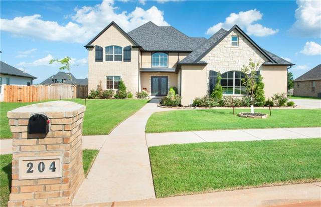 204 NW 151st Place, Edmond, OK 73013 (MLS #787770) :: Barry Hurley Real Estate