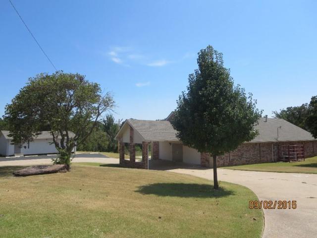 5700 N Sooner Road, Edmond, OK 73034 (MLS #787882) :: Homestead & Co