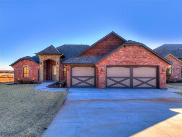 1304 N Wisteria Terrace, Mustang, OK 73064 (MLS #787904) :: Wyatt Poindexter Group