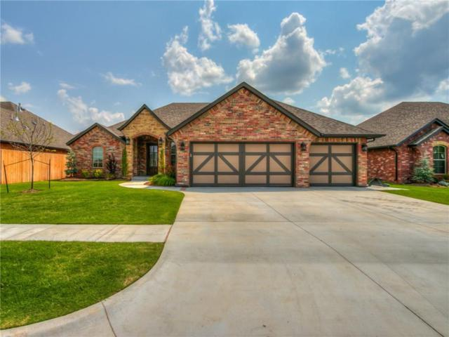 8616 NW 110TH Terrace, Oklahoma City, OK 73162 (MLS #787906) :: Homestead & Co