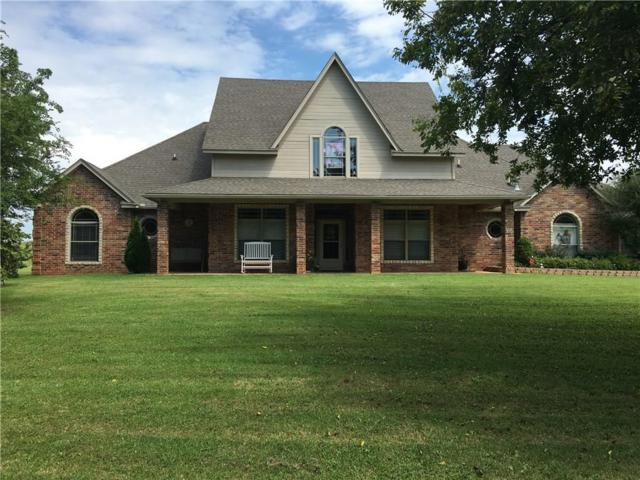 5701 Whispering Lakes Drive, Noble, OK 73068 (MLS #787964) :: Wyatt Poindexter Group