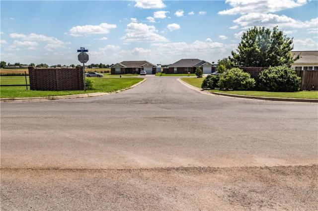 Russell Ave #8, Cordell, OK 73632 (MLS #788037) :: Homestead & Co