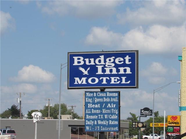 508 Main, Altus, OK 73521 (MLS #788121) :: Barry Hurley Real Estate
