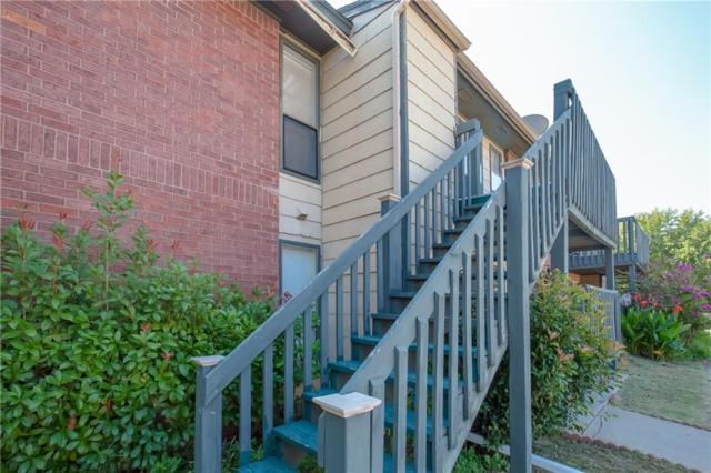 1000 Rambling Oaks #4, Norman, OK 73072 (MLS #788370) :: Homestead & Co