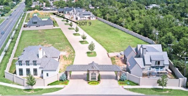 8517 Stonehurst Court, Oklahoma City, OK 73120 (MLS #788431) :: Wyatt Poindexter Group