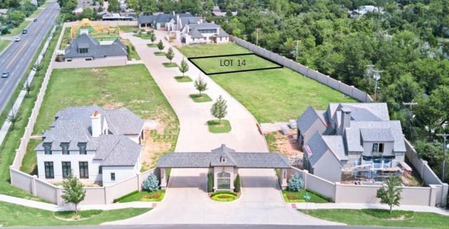 8500 Stonehurst Court, Oklahoma City, OK 73120 (MLS #788442) :: Wyatt Poindexter Group