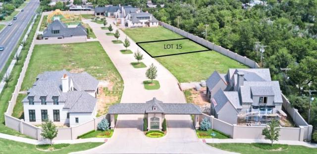 8412 Stonehurst Court, Oklahoma City, OK 73120 (MLS #788444) :: Wyatt Poindexter Group