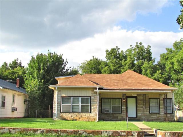 112 W Wallace, Shawnee, OK 74801 (MLS #788501) :: Wyatt Poindexter Group