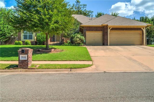 2616 Ashebriar Lane, Edmond, OK 73034 (MLS #788580) :: Homestead & Co