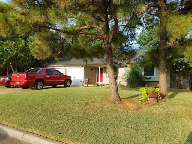 1324 N Southminster Street, Moore, OK 73160 (MLS #788620) :: Richard Jennings Real Estate, LLC