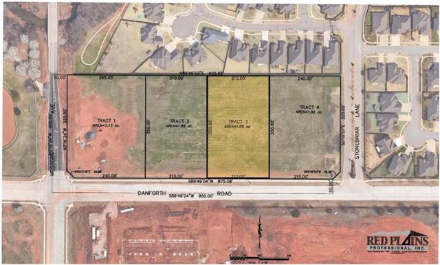 0 Ne Danforth (192Nd) & Western, Oklahoma City, OK 73012 (MLS #788704) :: Homestead & Co
