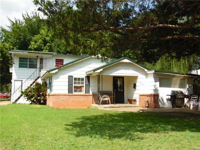 828 W Idaho Ave, Chickasha, OK 73018 (MLS #788843) :: Wyatt Poindexter Group