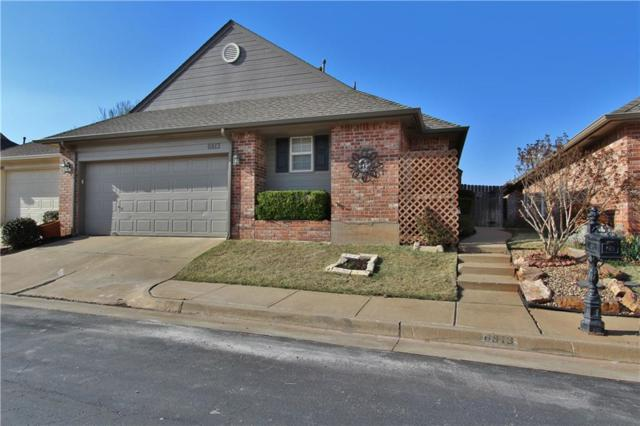 6813 133rd Terrace, Oklahoma City, OK 73142 (MLS #788950) :: Wyatt Poindexter Group