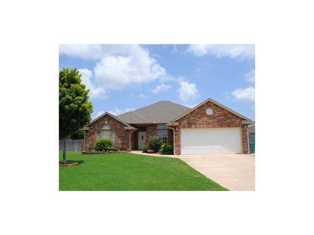 233 W Pines Way, Mustang, OK 73064 (MLS #789084) :: Wyatt Poindexter Group