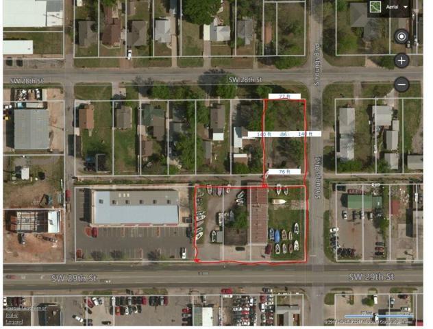 2305 SW 29th, Oklahoma City, OK 73119 (MLS #789245) :: Erhardt Group at Keller Williams Mulinix OKC