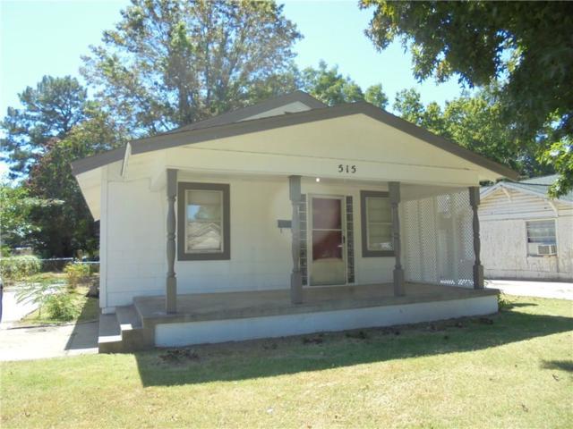 515 W Ford, Shawnee, OK 74801 (MLS #789263) :: Wyatt Poindexter Group