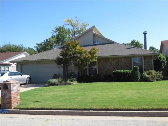 8224 NW 92nd Street, Oklahoma City, OK 73132 (MLS #789270) :: Wyatt Poindexter Group