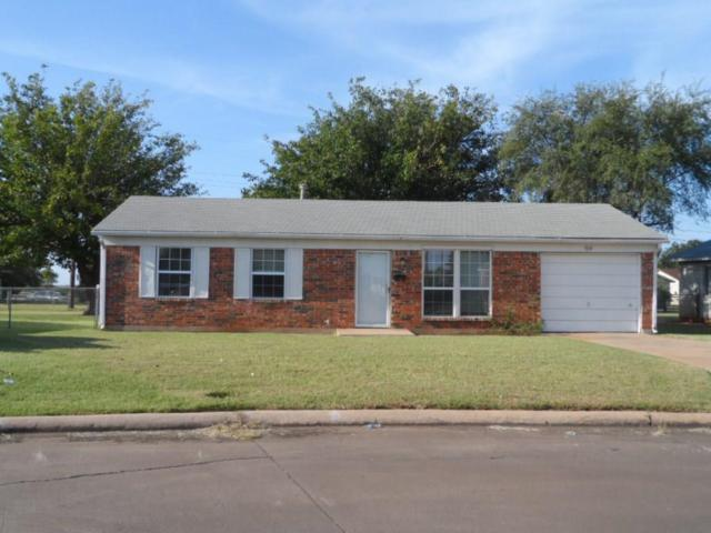 708 Saturn, Altus, OK 73521 (MLS #790379) :: Wyatt Poindexter Group