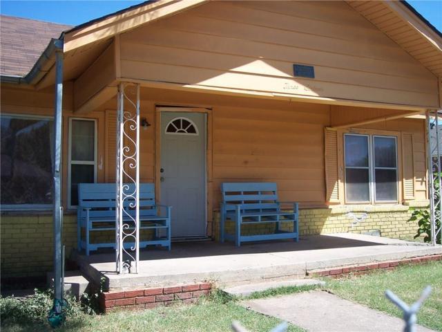 316 S Montie, Pauls Valley, OK 73075 (MLS #790459) :: Wyatt Poindexter Group