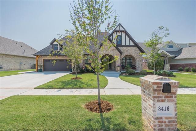 8416 Nw 134 Street, Oklahoma City, OK 73142 (MLS #790614) :: Wyatt Poindexter Group