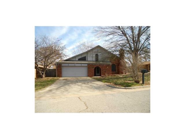 8208 Karla Lane, Oklahoma City, OK 73132 (MLS #790638) :: Wyatt Poindexter Group
