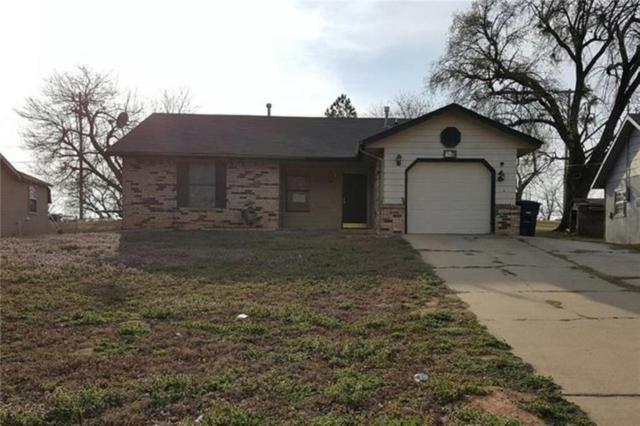 305 S Main, Blanchard, OK 73010 (MLS #790678) :: Richard Jennings Real Estate, LLC
