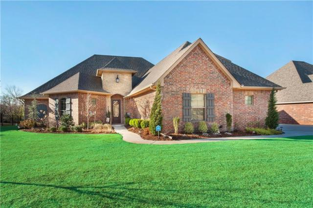 1316 Brayhill Road, Edmond, OK 73003 (MLS #790685) :: Wyatt Poindexter Group