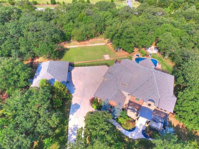 3701 Shady Oaks Drive, Arcadia, OK 73007 (MLS #790734) :: Homestead & Co