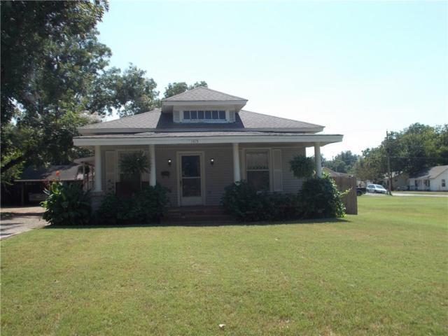 1415 Kansas Ave, Chickasha, OK 73018 (MLS #790834) :: Wyatt Poindexter Group