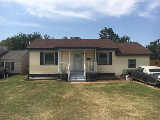 1109 Constantine, Elk City, OK 73644 (MLS #790838) :: Wyatt Poindexter Group