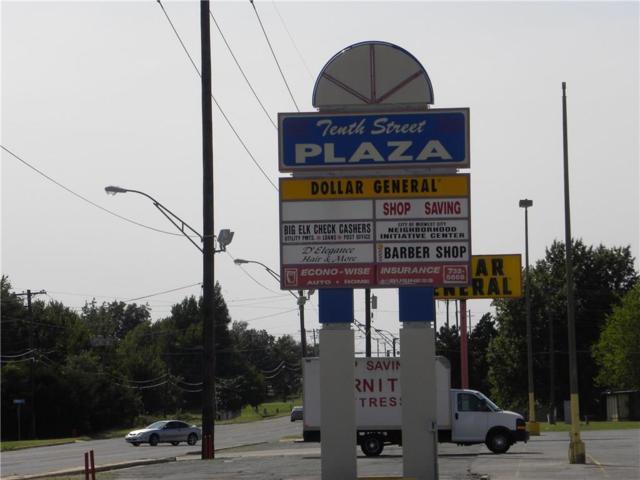 9207 NE 10th Street, Midwest City, OK 73130 (MLS #790858) :: Wyatt Poindexter Group