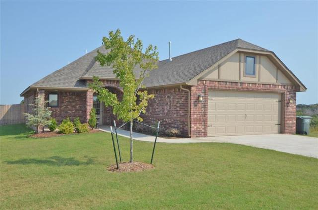 2324 Santa Monica Street, Edmond, OK 73034 (MLS #790873) :: Wyatt Poindexter Group