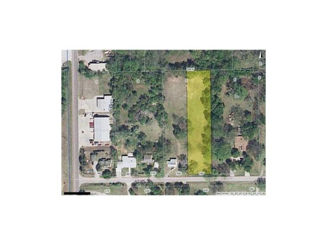 Jeffords Avenue, Nicoma Park, OK 73066 (MLS #791164) :: Wyatt Poindexter Group
