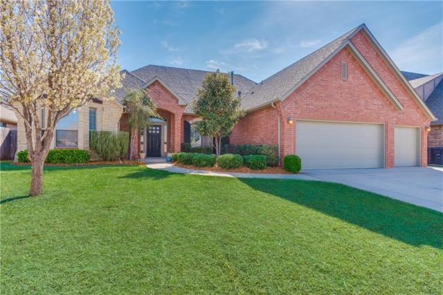 18400 Autumn Sage Drive, Edmond, OK 73012 (MLS #791173) :: Homestead & Co