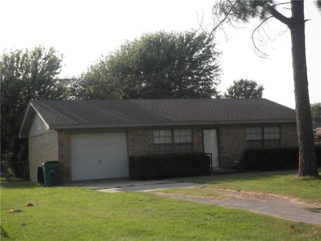 205 N College Street, Granite, OK 73547 (MLS #791196) :: Wyatt Poindexter Group