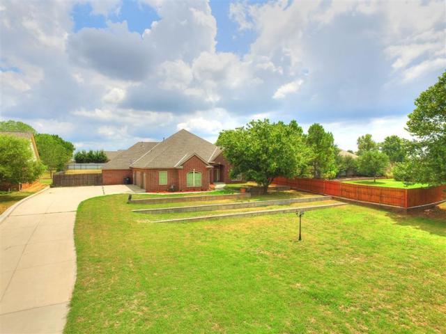 308 S Wyndemere Springs, Moore, OK 73160 (MLS #791209) :: Wyatt Poindexter Group