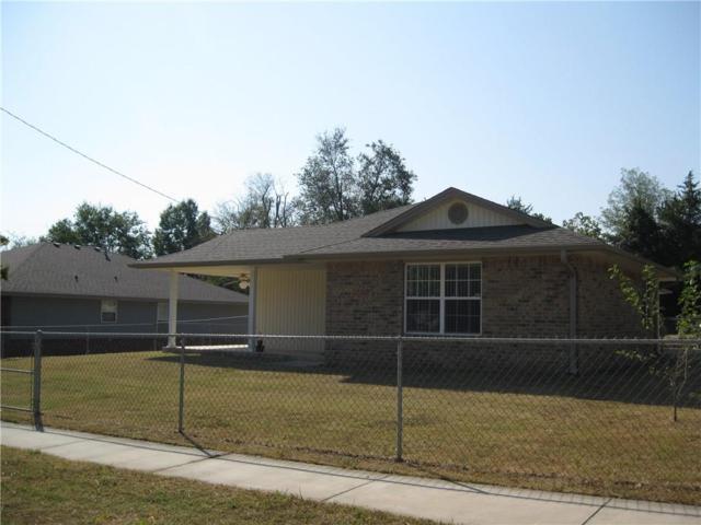 1401 E Main, Shawnee, OK 74801 (MLS #791248) :: Wyatt Poindexter Group