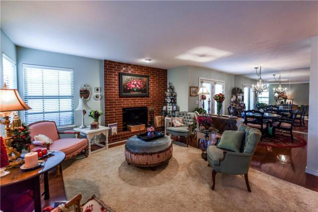4400 Hemingway Drive #117, Oklahoma City, OK 73118 (MLS #791261) :: Erhardt Group at Keller Williams Mulinix OKC