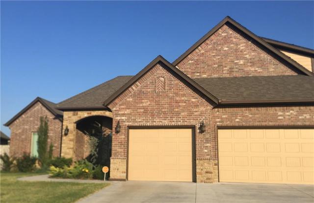 3912 Sendera Lakes Drive, Moore, OK 73160 (MLS #791627) :: Keller Williams Mulinix OKC