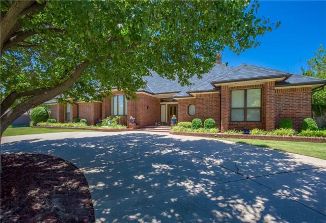 12901 Fox Forest Circle, Oklahoma City, OK 73142 (MLS #791752) :: Wyatt Poindexter Group