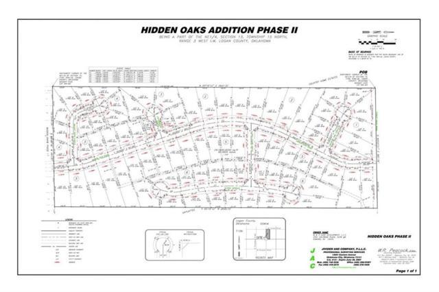 12018 Hidden Run, Guthrie, OK 73044 (MLS #791755) :: Wyatt Poindexter Group