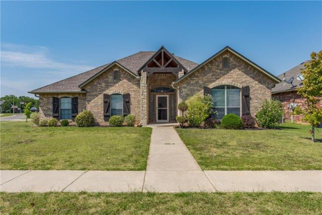 4213 Mackenzie Drive, Moore, OK 73160 (MLS #791791) :: Wyatt Poindexter Group