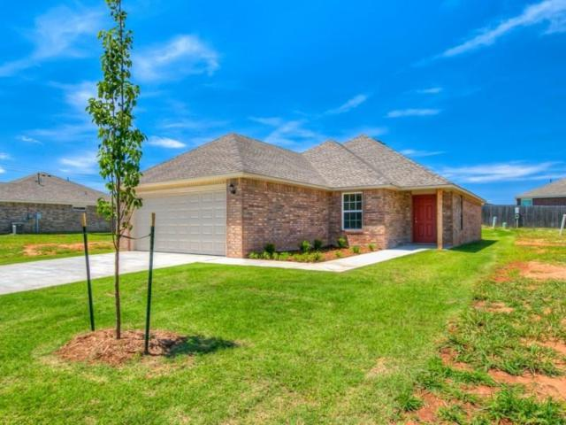 331 NE 19th Place, Newcastle, OK 73065 (MLS #791798) :: Homestead & Co