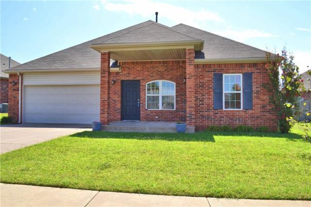 5916 SE 67th, Oklahoma City, OK 73135 (MLS #791814) :: Wyatt Poindexter Group