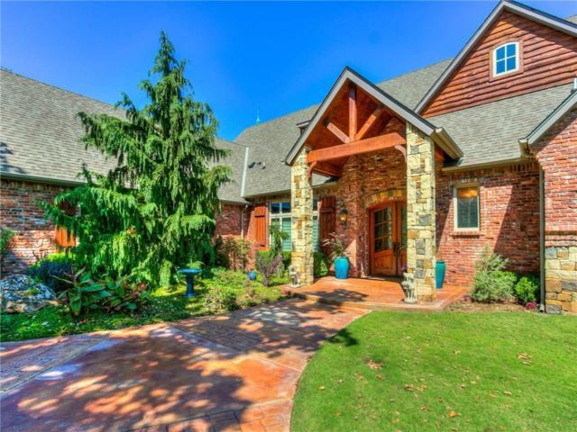 2545 Crestwood Drive, Jones, OK 73049 (MLS #791856) :: Homestead & Co