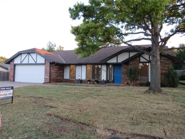5604 NW 110th, Oklahoma City, OK 73162 (MLS #791874) :: Wyatt Poindexter Group