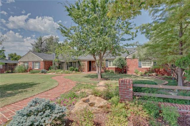 1413 Kenilworth, Nichols Hills, OK 73120 (MLS #791880) :: Keller Williams Mulinix OKC